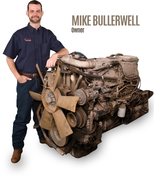 Mike Bullerwell - Owner