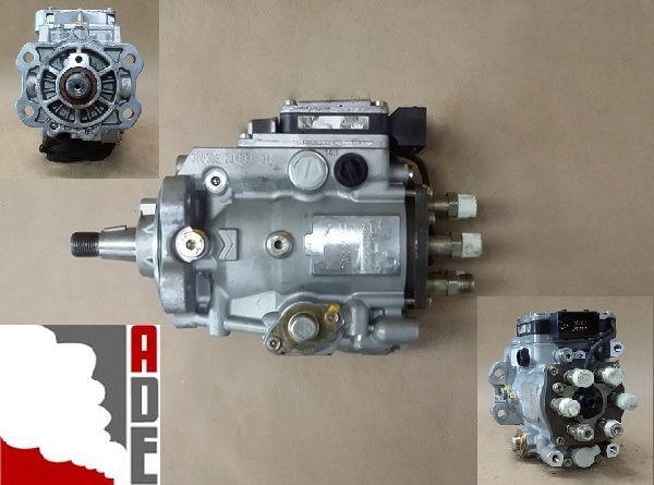 John Deere VP44 Injection Pump