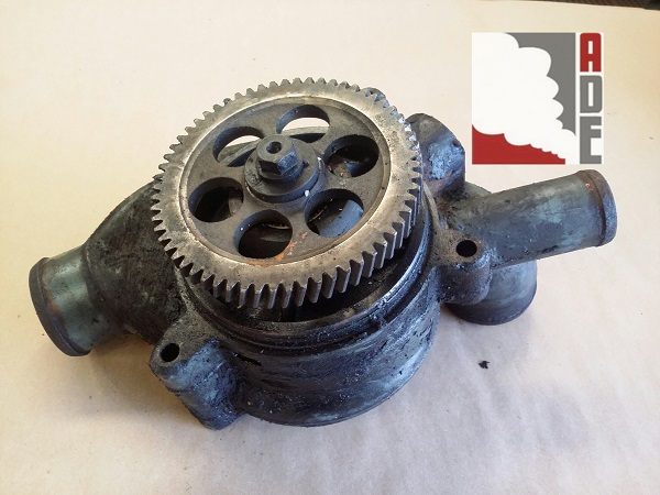 Detroit 60 Series Water Pump – Late Style