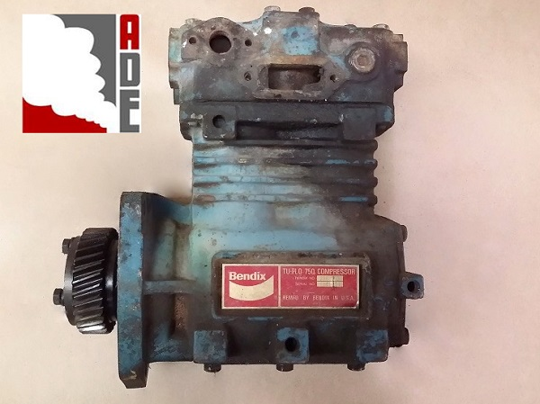 Bendix TF-550 / TF-750 Air Compressor for Cat 3406B