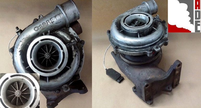 GM 6.6L Duramax Turbocharger