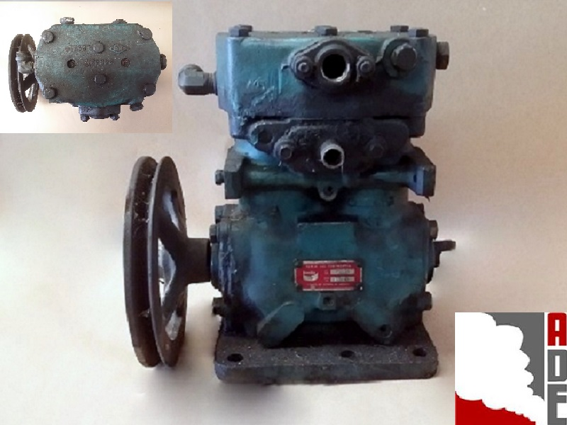 Bendix TF-501 Air Compressor, Belt Driven