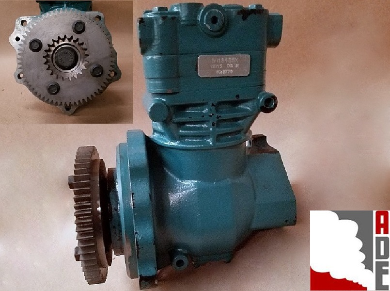 Bendix BA-921 Air Compressor for Detroit 60 Series DDEC V