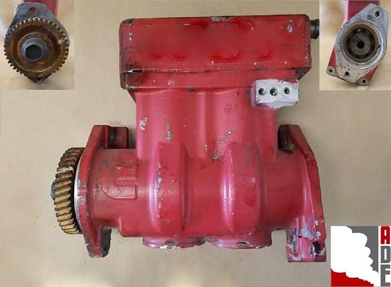 Wabco Two-Cylinder Air Compressor for Cummins ISL